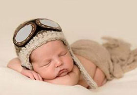 nón trẻ sơ sinh