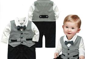 quần áo sơ sinh bé trai