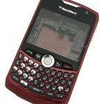 Blackberry 8330 Vỏ + Sườn + Phím