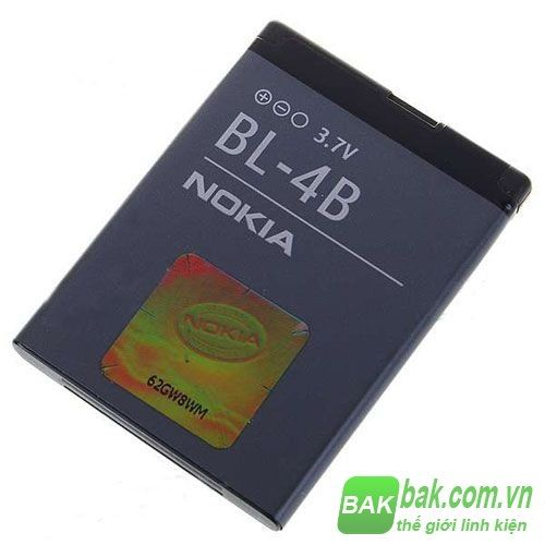nokia-bl-4b-battery-for-nokia-2760-6111-2630-n76-7370-7373-7500