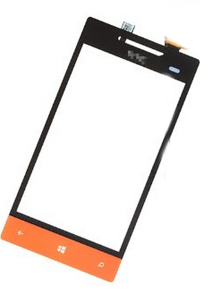 Cảm Ứng 8s Màu Cam HTC