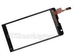 Cảm ứng Sony C5303 Xperia Sp đen