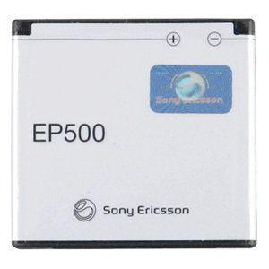 Pin-SonyEricsson-EP500-