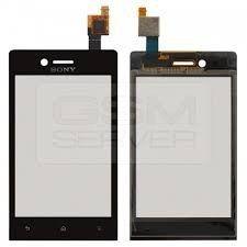 Cảm ứng Sony ST23i Xperia Miro đen