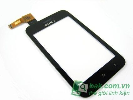 Cảm ứng Sony ST21i Xperia Tipo đen