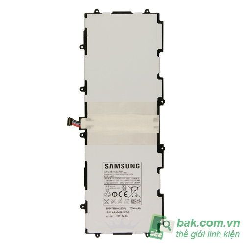 pin samsung note 10.1 n8000