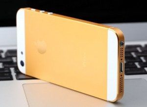 vo iphone 5s gold
