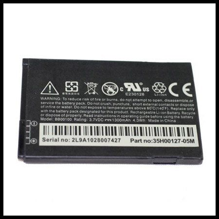 Pin HTC BB00100 G6