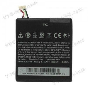 Pin HTC BJ83100 G23 One X S320E S720E PJ83100