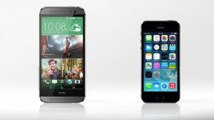 htc-one-m8-vs-iphone-5s