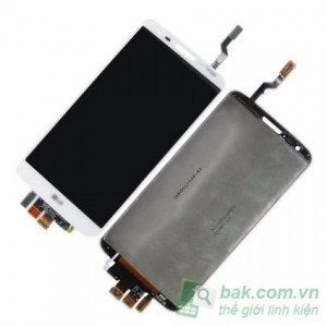 Màn hình cảm ứng lg G2 f320 D800 trắng đen