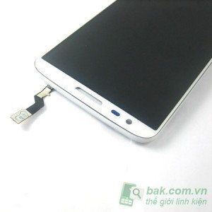 Màn hình cảm ứng lg G2 f320 802 socket ngắn trắng đen