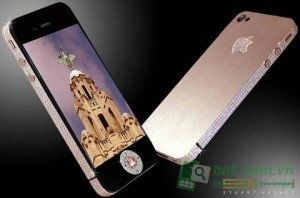 iPhone 4 có giá hơn 162 tỷ đồng của Stuart Hughes