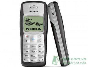Nokia 1100 bán chạy nhất lịch sử