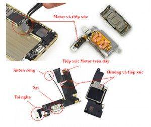thay chuong rung iphone 6