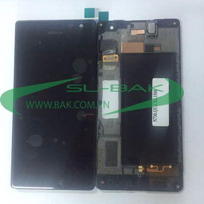Màn Hình Cảm Ứng Nokia N730