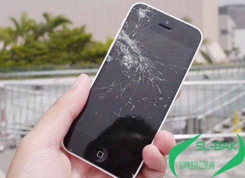 man hinh smartphone bi vo