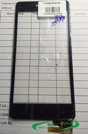Cảm ứng Gionee M5 mini