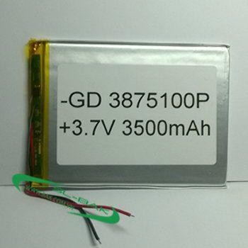 Pin GD 3875100P 3500mAh