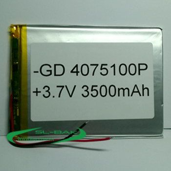 Pin GD 4075100P 3500 mAh