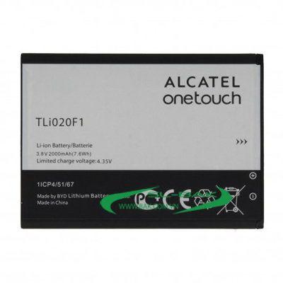 Pin Alcatel Tli020F1