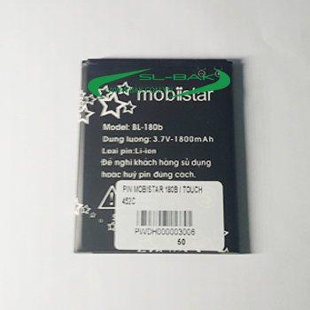Pin Mobiistar 452C BL-180B