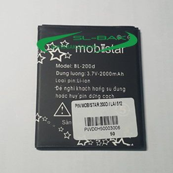 Pin Mobiistar Touch Lai 512 BL-200D