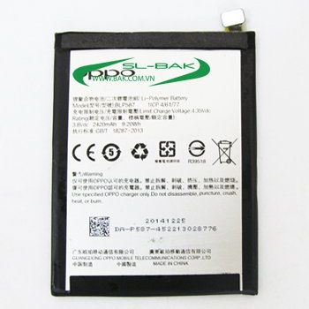 Pin Oppo R1C BLP587