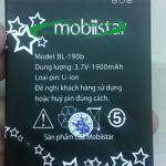 Pin mobiistar 504M BL-190B