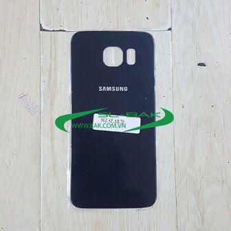 Lưng samsung S6 đen