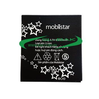 pin mobiistar 504c