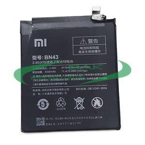 Pin Xiaomi Redmi 4X/BN43