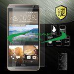 Cảm Ứng HTC One E9