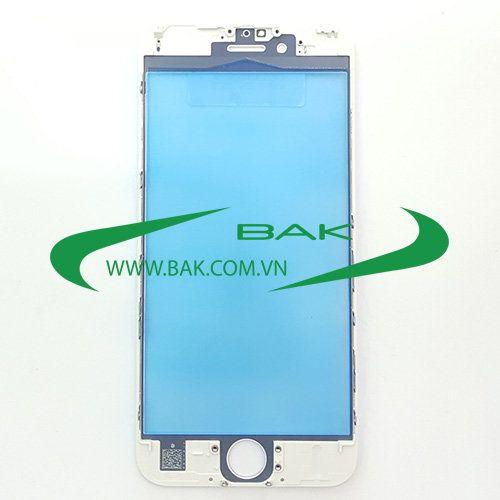Kính Iphone 6S Có Khung mặt sau