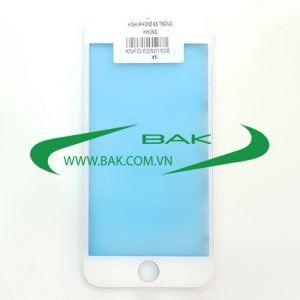 Kính Iphone 6S Có Khung mặt trước