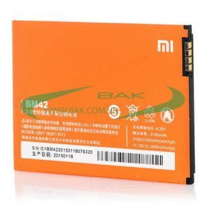 Pin Xiaomi Redmi Note BM42