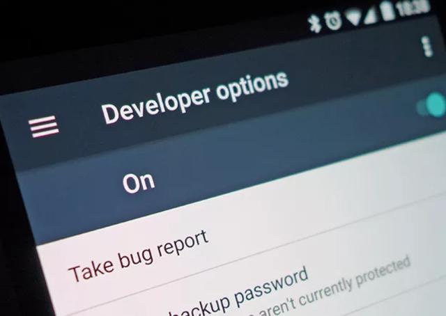 Tính năng dành cho các nhà phát triển giúp mở ra nhiều tùy biến mới cho điện thoại Android.